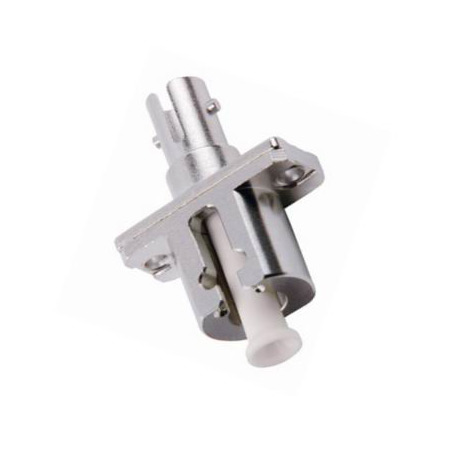ST-LC Simplex Metal Adaptor-Fiberhk