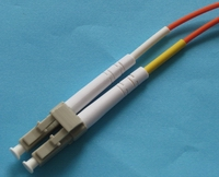 LC--LC MM Duplex Patch Cord